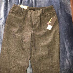 Black/grey Work Pants NWT